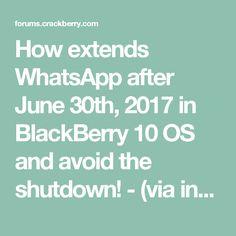 whatsapp for blackberry solution curve torch whats4bb watsapp