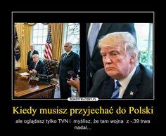 Mała Apokalipsa: Donald Trump w Polsce 1.