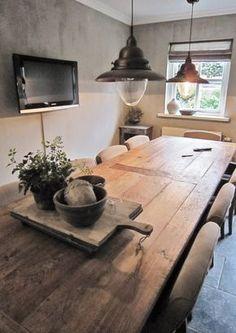 Table wood @merelmegens