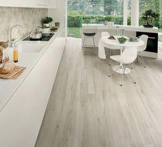 "Allwood - Abete 6½"" x 40"" Glazed Rectified Porcelain Tile"