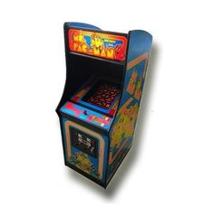 Ms. Pac-Man Video Arcade Game: Produced in by ArcadeSpecialties