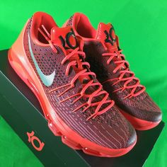 new styles 0ec32 f6909 Epic and head-turning pair of Kevin Durant signature shoes here, the KD 8  Elite in this