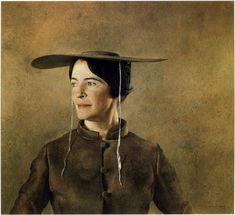 Wyeth: Maga's daughter