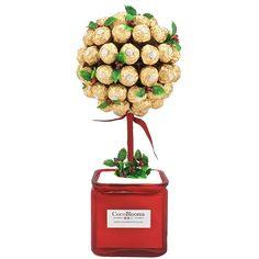 Chocolate Christmas Tree Gift