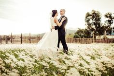 Beautiful wedding Photo. Sunlight. Photographed by Monica Le Roux
