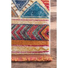 nuLOOM Boho Orange Cosmopolitan Trendy Tribal Tassel Electric Area Rug - On Sale - Overstock - 22393001 - 9' x 12' - Orange Orange Area Rug, Orange Rugs, Area Rugs For Sale, Rug Size Guide, Area Rug Sizes, Fashion Room, Outdoor Area Rugs, Home Decor Trends, Online Home Decor Stores