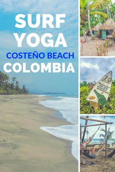 Costeno Beach Surf Camp Ecolodge, Colombia: