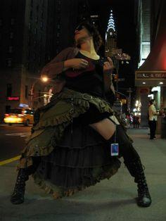 Amanda Palmer - skirtwant
