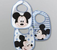 Because Babies Will Make Messes - 5 Disney Baby Bibs I'm Drooling Over | Disney Baby