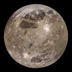 Moons of Jupiter: Ganymede