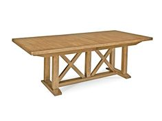 Shop for Pennsylvania House Village Rectangular Table, 929655, and other Dining Room Dining Tables at Greenbaum Home Furnishings in Bellevue, WA. Two 18 Inch Leaves Extends To 116 Inch.