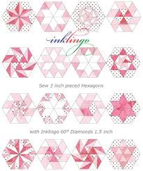 Image result for english paper piecing free patterns