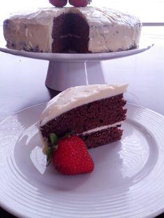 Paleo Birthday Cake!