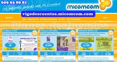 vigodescuentos.micomcom.com  sólo para Vigo y Comarca