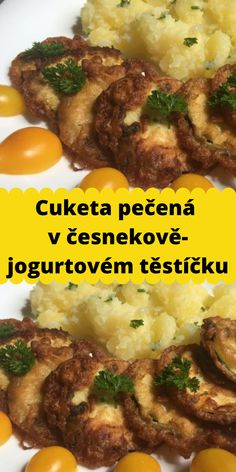 20 Min, Mashed Potatoes, Zucchini, Vegetarian Recipes, Beef, Meals, Cooking, Ethnic Recipes, Food