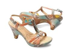 Amazon.com: Born Womens Myndy T-Strap Sandal: Shoes--something a little different
