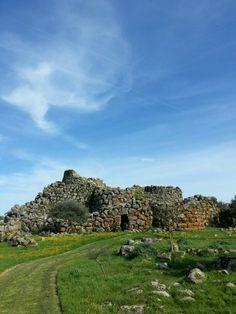 Nuraghe Arrubiu - Historic Nuraghi Site
