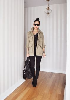 Need this jacket...and ill take the bag and boots as well ;)