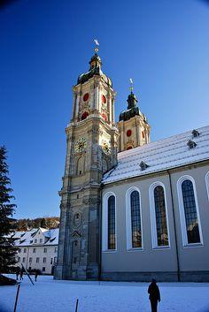 St. Gallen Cathedral, Switzerland
