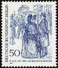 Die 92 Besten Bilder Von Berlin Auf Briefmarken Stamps Germany