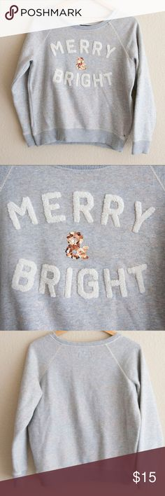 """American Eagle Sweatshirt Sz L American Eagle Sweatshirt Sz L.***This is a pre-owned item and in excellent condition!***  Approximate Measurements: Chest:  23"""" Length:  23"""" American Eagle Outfitters Tops Sweatshirts & Hoodies"""