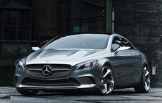 Cars Coming Soon: Mercedes-Benz CSC Takes Design Lesson from Hyundai