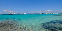 #Malerische #Küste von #Formentera © Carina Dieringer/modelirium.at