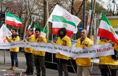 IRAN NEWS - LATEST UPDATES AND BREAKING NEWS FROM IRAN | اخبار ايران   Home  News  Iran Protests  'No nuke to the mullahs': Iranians in Vienna protest against regime 'No nuke to the mullahs': Iranians in Vienna protest against regime