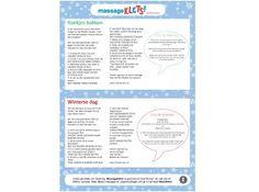 Massageklets - download vanGezinnig | handige planners en vrolijke kletsboeken