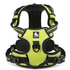 This is the Stylish, Safe, and Durable Dog Harness Vest you have been waiting for! Our Front Range Dog Harness Vest eliminates pressure from your dog's neck preventing possible neck, spine, and windpi
