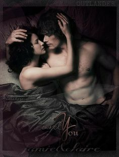 """Only you,""To worship ye with my body, give ye all the service of my hands.To give ye my name, and all my heart and soul with it."" ""Only you,""Because ye will not let me lie -- and yet ye Love me."" ~ Jamie Fraser - Outlander ♥️♥️"