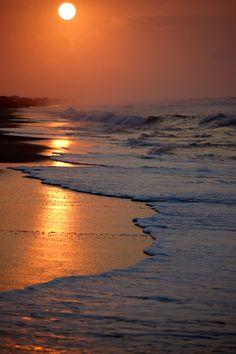 Emerald Isle, NC  Sunrise