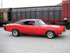 1968 Dodge Charger #
