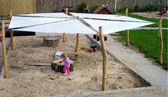 solskydd sandlåda förskola - Google Search