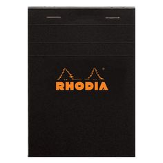 Rhodia #16 Black