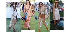 Les plus beaux looks d'Alessandra Ambrosio au Festival de Coachella | Vogue
