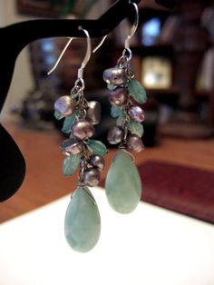 SALE......One+of+a+Kind+Sterling+Silver+Cultured+by+bijoullery,+$18.50