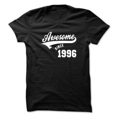 #Namest-shirt... Nice T-shirts  Worth :$19.00Purchase Now  Low cost Codes View pictures & pictures of AWESOME since 1996 t-shirts & hoodies:In case you do not completely love our design, you'll be able to SEARCH your favourite one through the use of search ....