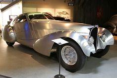 1939 Bugatti T64 Coupe