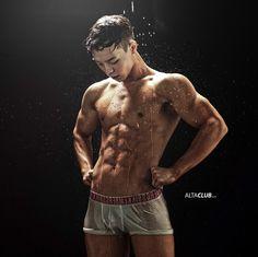 Commit Korean hunks nude photos