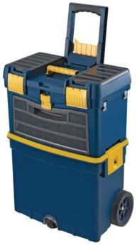 Mastercraft Vertical Rolling Toolbox | Canadian Tire