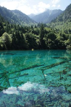 Jiuzhaigou Valley, Sichuan, China