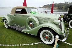 1935 Lincoln K LeBaron Convertible Coupe  ★。☆。JpM ENTERTAINMENT ☆。★。