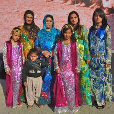 Salguoddra's PhotoCommentary: Traditional Kurdish Dresses