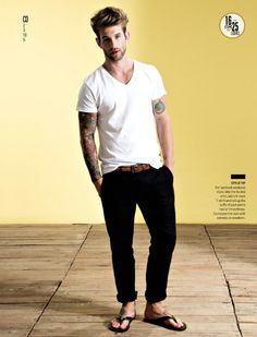 André Hamann for Men´s Health South Africa