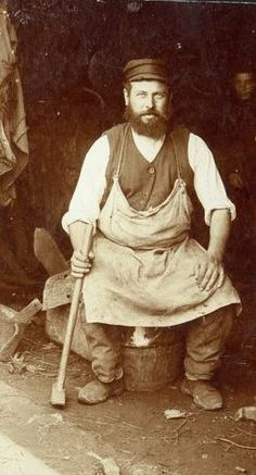 Кузнец (Корец, 1912)