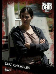#TWD - Tara Chambler - Season 6