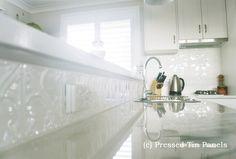 PressedTinPanels_Snowflakes900x1800_Kitchen_Splashback_PearlWhite_PowderCoat_Profile
