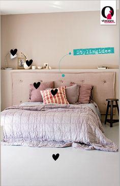 Pastel Bedroom By Vtwonen