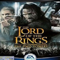 Impact Lord Of The Rings The Two Towers Game Barcode Ean